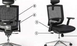5 nguyên tắc lựa chọn ghế văn phòng bạn nên biết