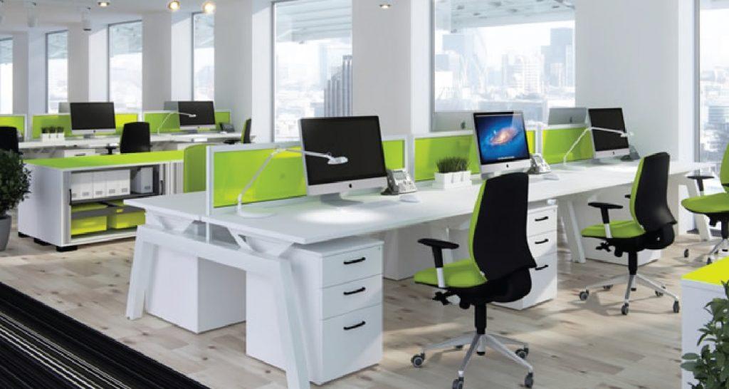 Module bàn làm việc khiến môi trường làm việc trở nên chuyên nghiệp hơn