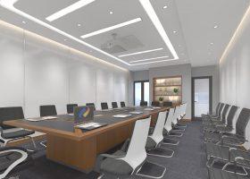 8 gợi ý cho setup phòng họp hiện đại