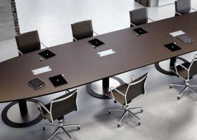 Bí quyết chọn bàn ghế nội thất phòng họp