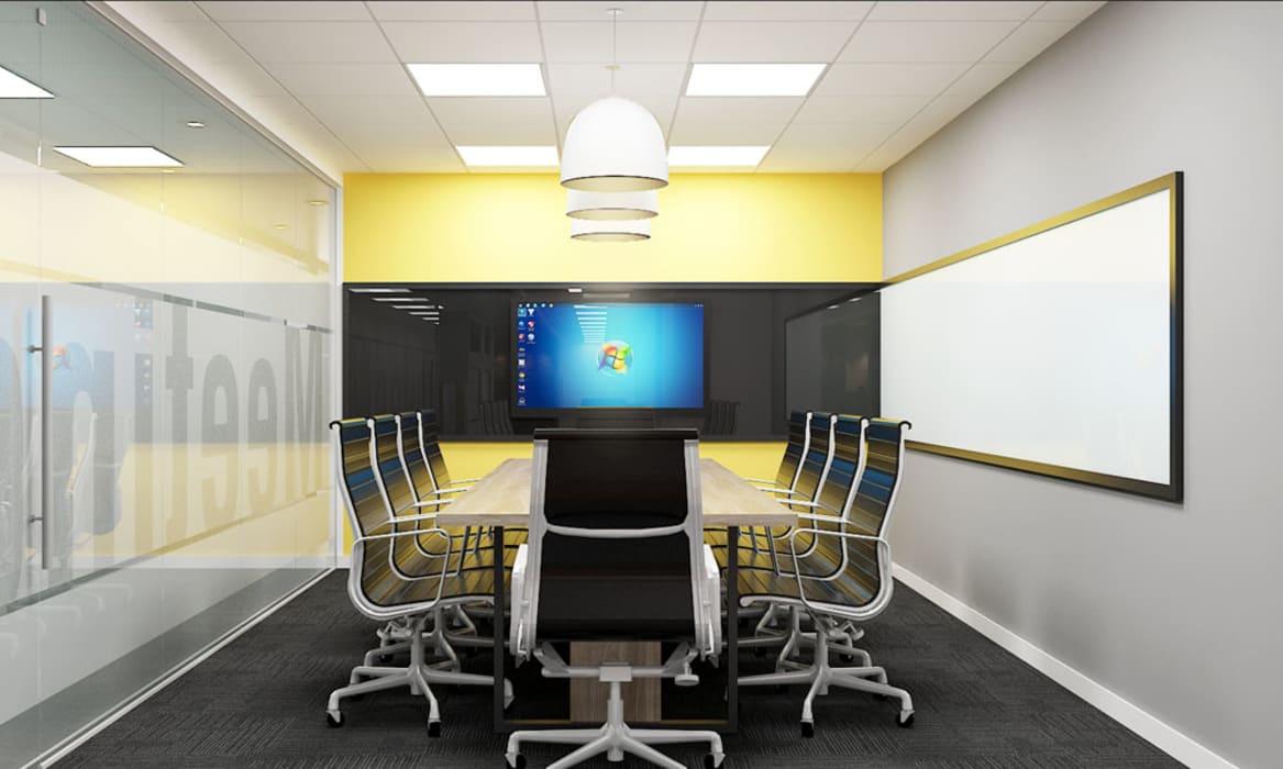 Cần đầu tư bàn ghế nội thất phòng họp vì đây là nơi gặp gỡ đối tác