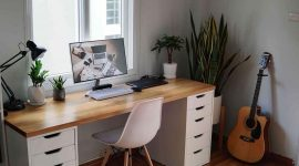 Khám phá 3 lợi ích của bàn làm việc có ngăn kéo