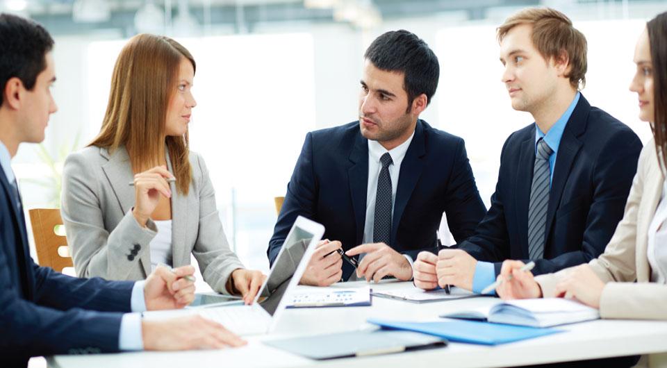 Cách sắp xếp chỗ ngồi trong cuộc họp