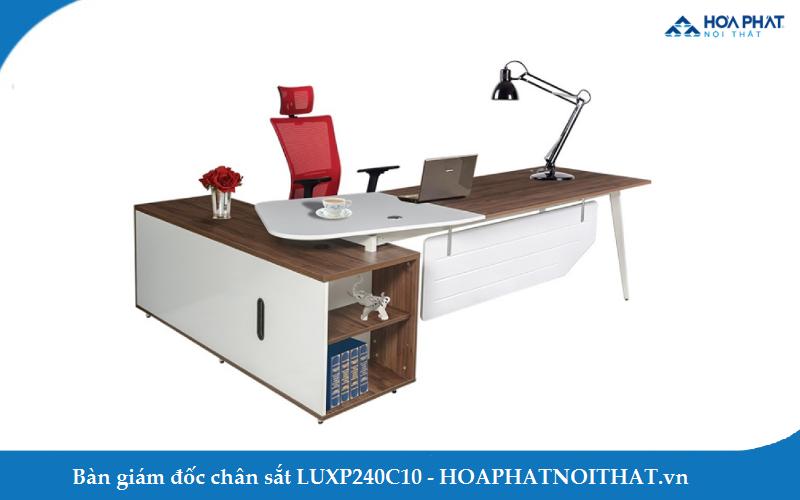 Bàn giám đốc LUXP240C10