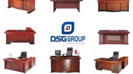 Những mẫu bàn giám đốc gỗ công nghiệp đẹp