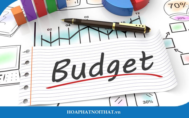 Suy xét nguồn ngân sách trước khi mua nội thất văn phòng