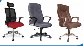 3 lý do nên sắm ngay một chiếc ghế ngả văn phòng