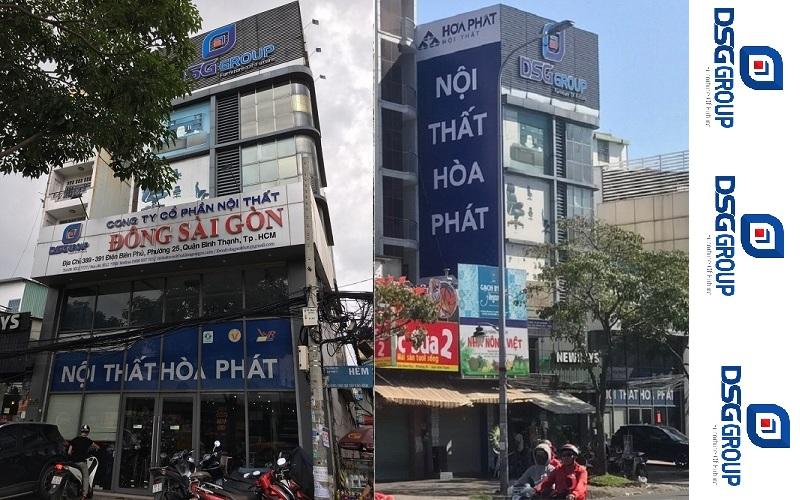 Nội thất Đông Sài Gòn là cơ sở nội thất kinh doanh bàn ghế Hòa Phát được nhiều khách hàng tin tưởng