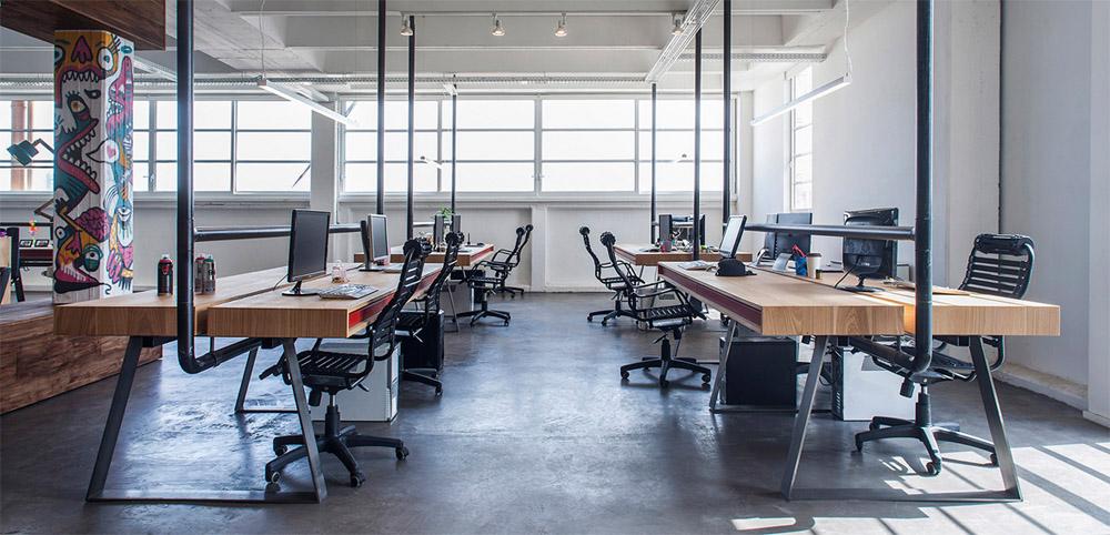 Xu hướng thiết kế văn phòng tối giản nội thất tối ưu hóa không gian rất tốt
