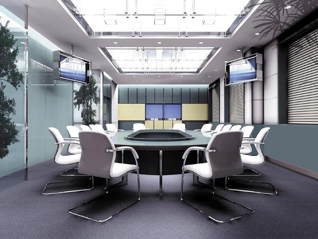 Không gian mở là xu hướng văn phòng được nhiều doanh nghiệp lựa chọn