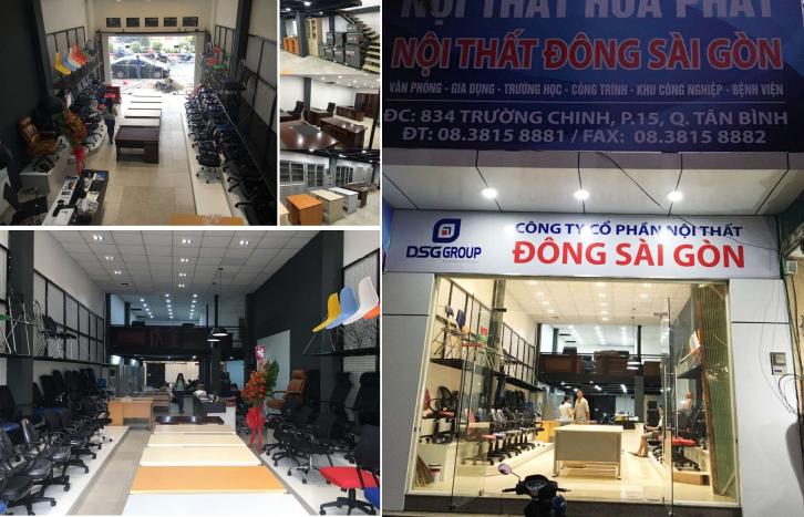 Showroom Tân Bình