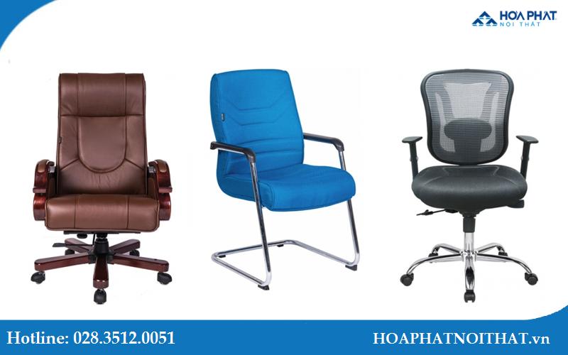 Màu sắc ghế làm việc cũng phải hợp với từng mệnh