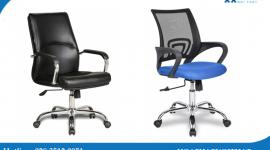 Ghế da và ghế lưới Hòa Phát? Đâu là sự lựa chọn tốt nhất?