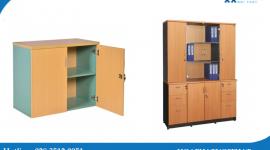 Tủ gỗ văn phòng hiện đại