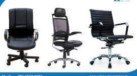 Bật mí những ưu điểm nổi bật của ghế văn phòng tựa lưng cao