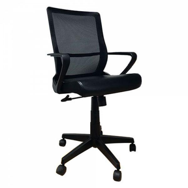 Ghế lưới GL217 màu đen