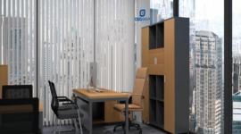 Gợi ý những mẫu tủ tài liệu 3 buồng cho phòng giám đốc