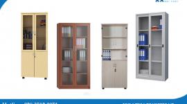 Tủ hồ sơ 2 buồng - Thiết kế mang tính ứng dụng cao