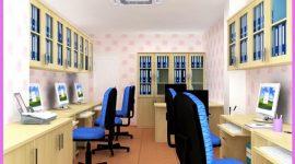 Tủ văn phòng treo tường đẹp, tiện nghi tối ưu hoá không gian nhỏ