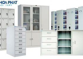 Bạn đã biết cách chọn tủ hồ sơ Hòa Phát đẹp cho văn phòng làm việc chưa ?