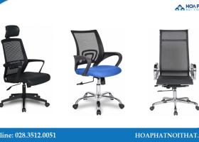 Những mẫu ghế lưới văn phòng giá rẻ nào có giá thành ưu đãi?
