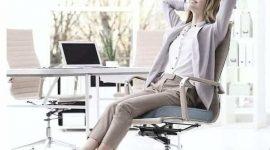 Sự khác biệt cơ bản giữa ghế Ergonomic với ghế thông thường